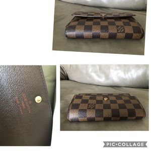 Louis Vuitton Bags - 🌺Louis Vuitton Damier Wallet 🌺🌺🌺🌺🌺🌺🌺🌺🌺